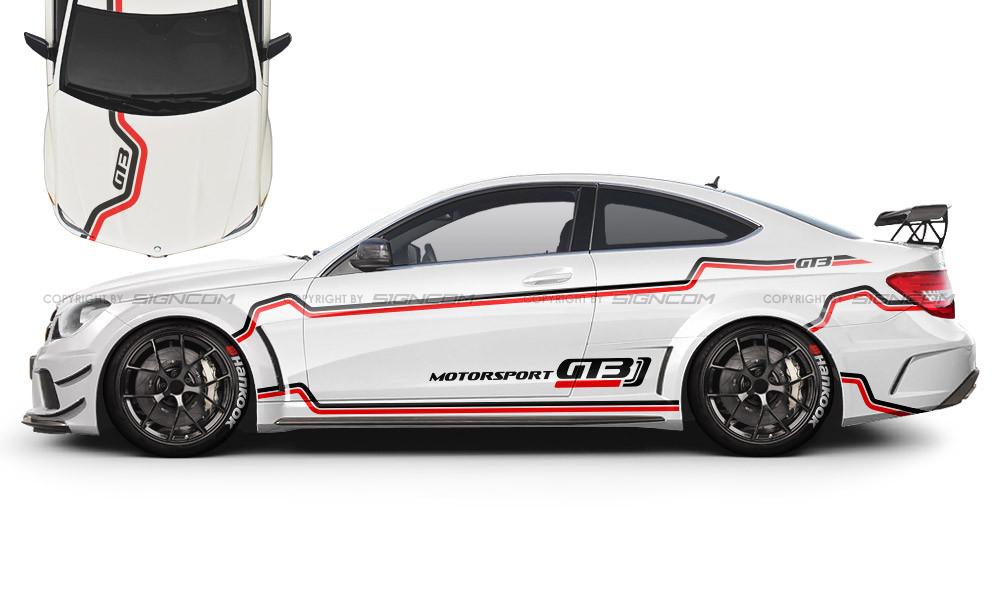 Auto Motorsport Set 10