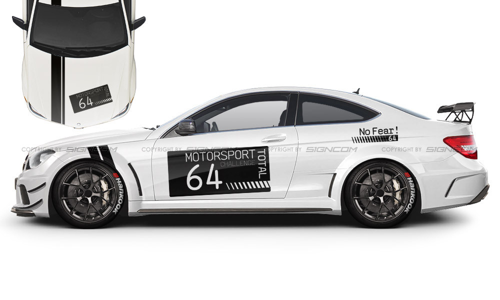 Auto Motorsport Set 9