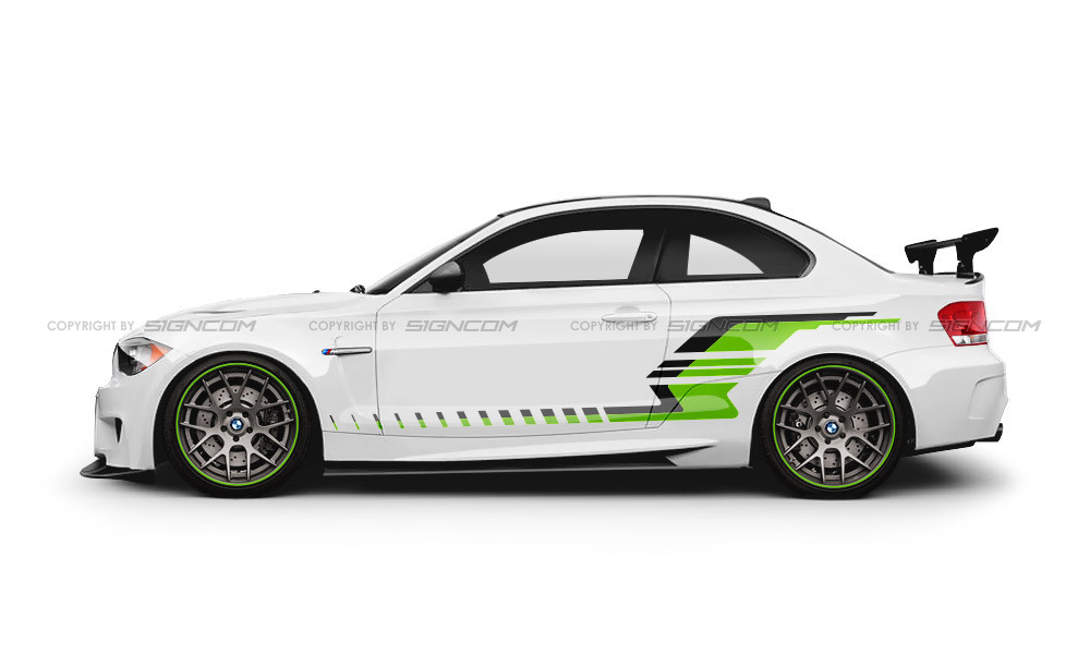 Auto Racing Set 17