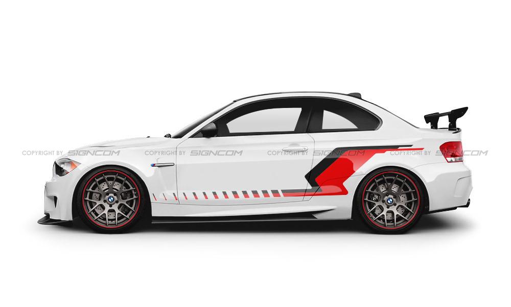 Auto Racing Set 19