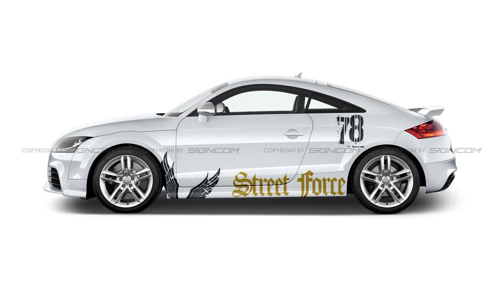 Auto Design Set 1