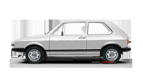 Youngtimer Oldtimer Autoaufkleber